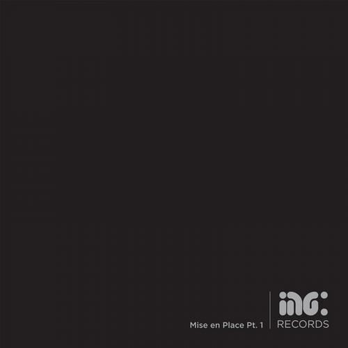 Album Art - Mise en Place, Pt. 1