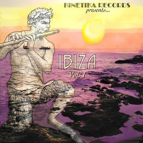 Album Art - Kinetika Records Presents Ibiza Volume I