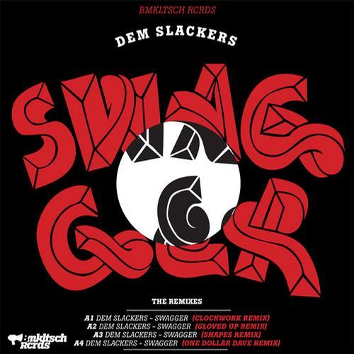 Album Art - Swagger Remix EP