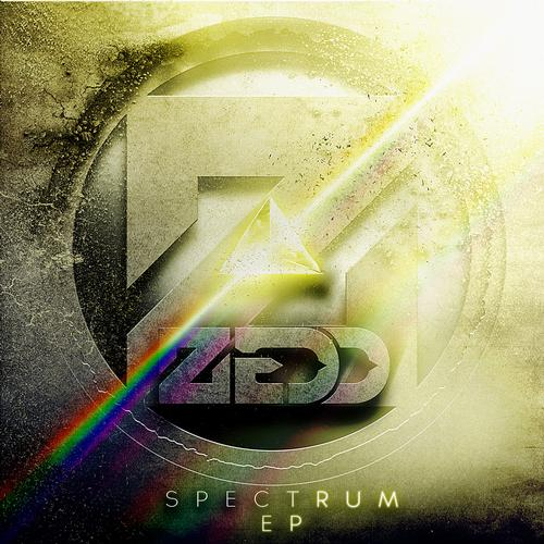 Album Art - Spectrum EP