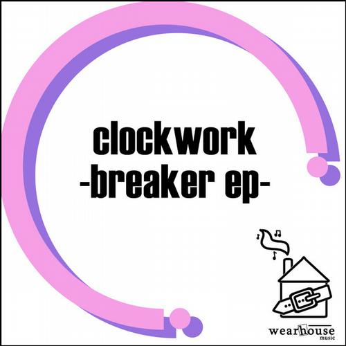 Album Art - Breaker EP