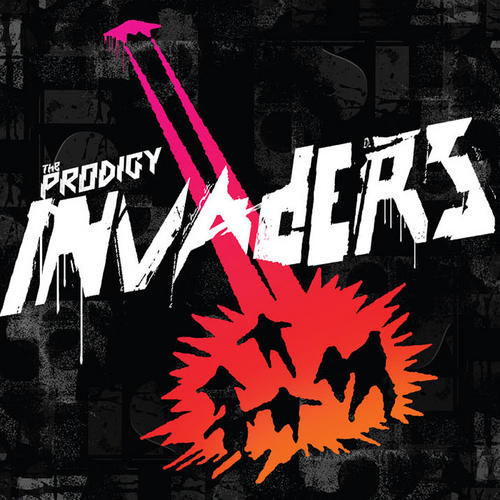 Album Art - Invaders Must Die