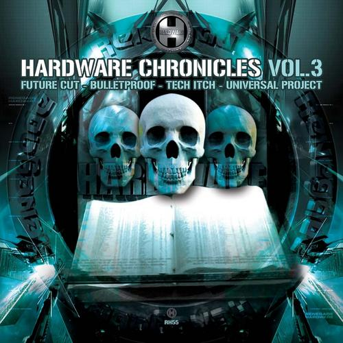 Album Art - Hardware Chronicles Vol. 3