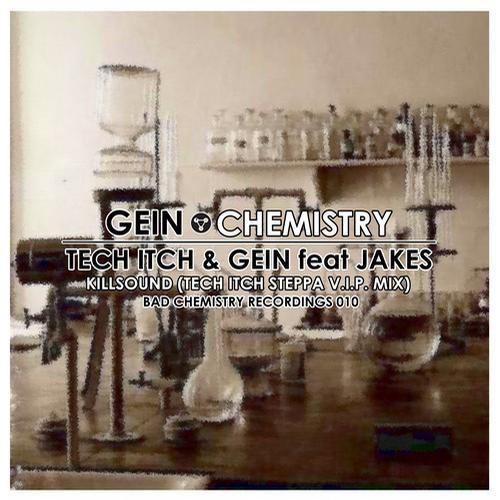 Album Art - Chemistry / Killsound (Tech Itch Steppa VIP Mix)