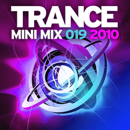 Album Art - Trance Mini Mix 019 - 2010