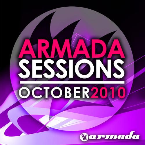 Armada Sessions: October 2010 Album Art