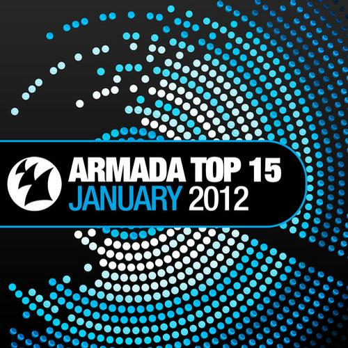 Album Art - Armada Top 15 - January 2012
