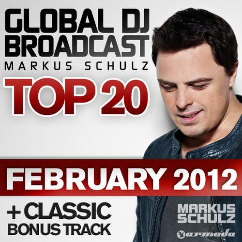 Album Art - Global DJ Broadcast Top 20 - February 2012 - Including Classic Bonus Track