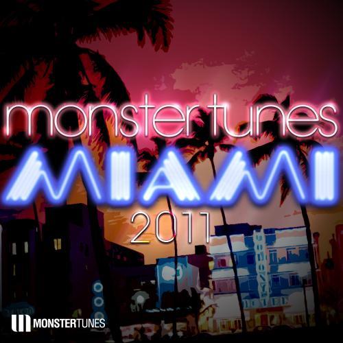Album Art - Monster Tunes Miami 2011