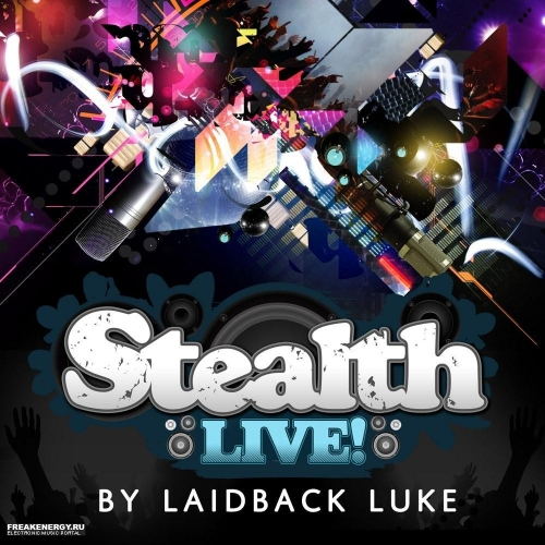 Album Art - Stealth LIVE!