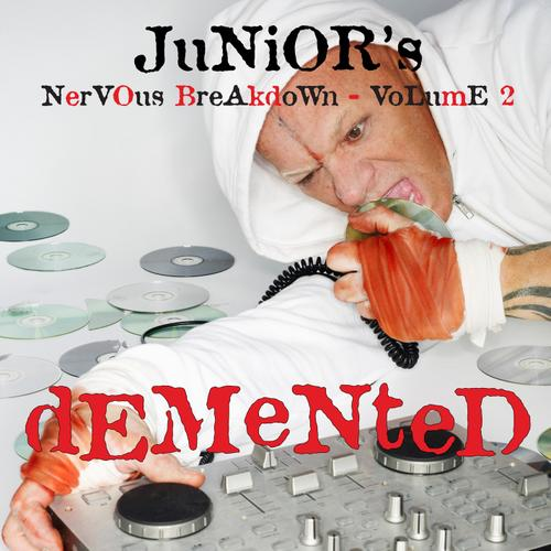 Album Art - Junior's Nervous SAMPLER