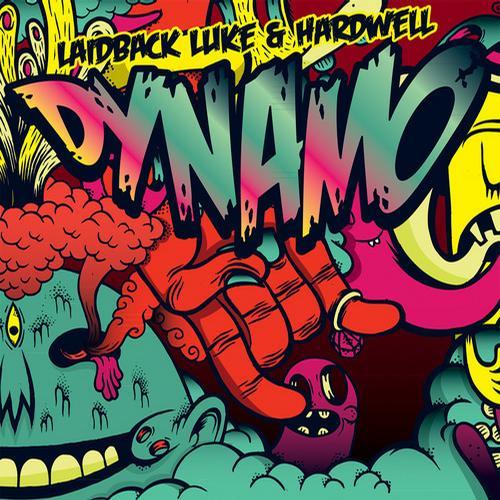 Album Art - Dynamo