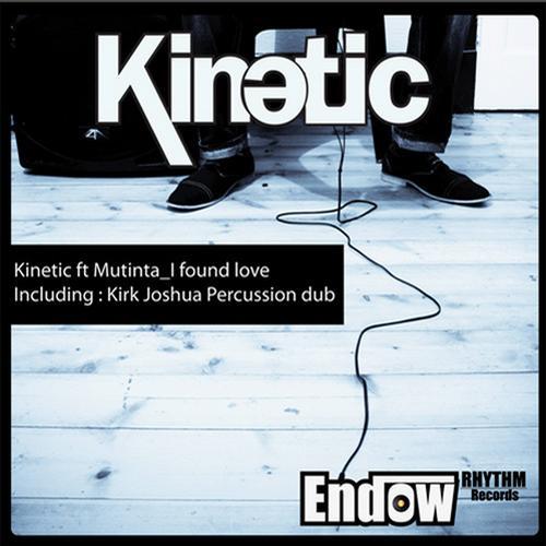Album Art - I Found Love