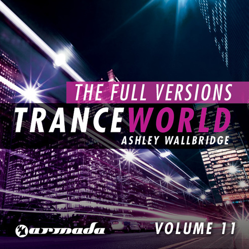 Album Art - Trance World Volume 11 - The Full Versions