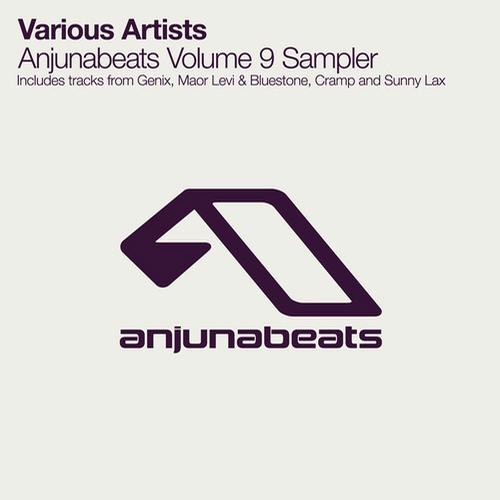 Album Art - Anjunabeats Volume 9 Sampler