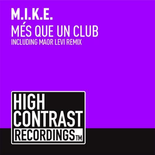 Album Art - Mes Que Un Club