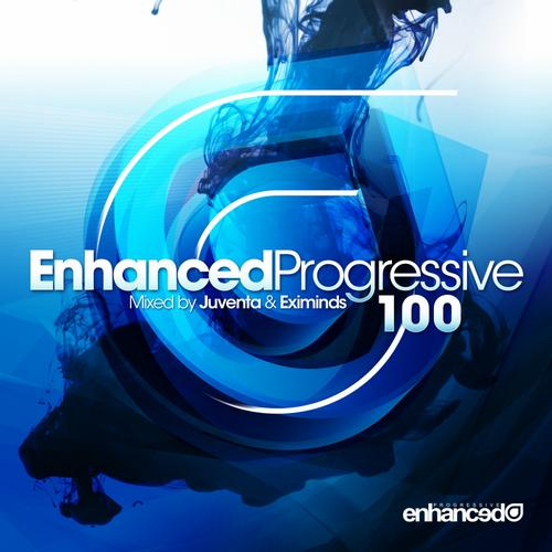 Album Art - Enhanced Progressive 100 - Mixed by Juventa & Eximinds