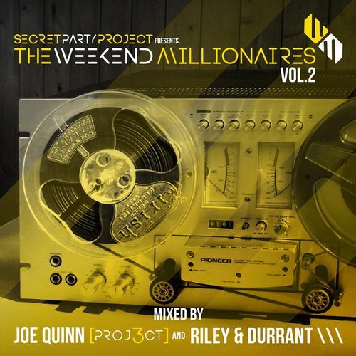 Album Art - Secret Party Project Pres. The Weekend Millionaires, Vol. 2