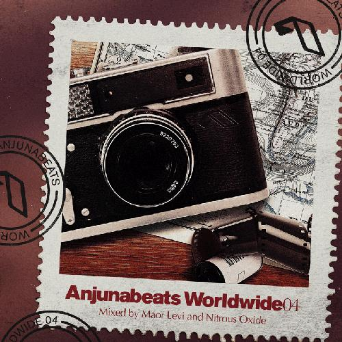 Album Art - Anjunabeats Worldwide 04