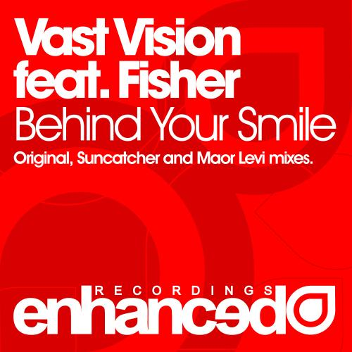 Album Art - Behind Your Smile