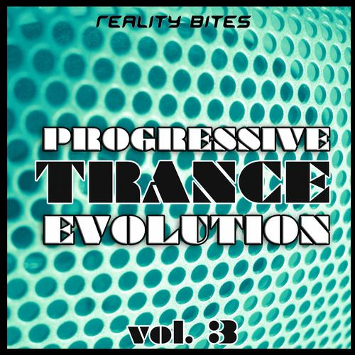 Album Art - Progressive Trance Evolution Volume 3