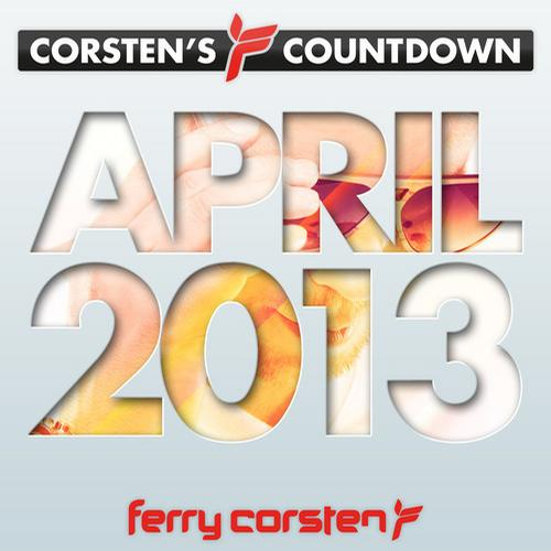Album Art - Ferry Corsten presents Corsten's Countdown April 2013
