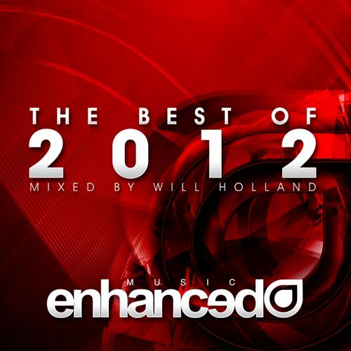 Album Art - Enhanced Best Of 2012, Mixed by Will Holland