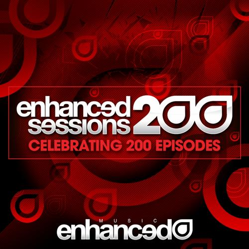 Album Art - Enhanced Sessions 200