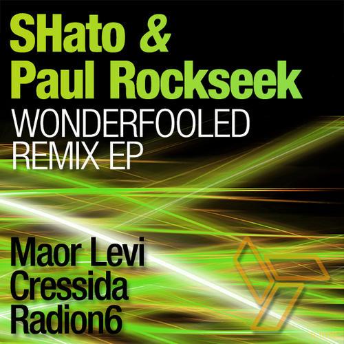 Album Art - Wonderfooled Remix EP