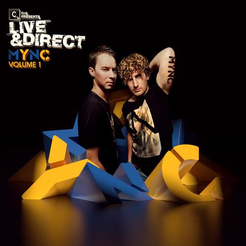 Album Art - Cr2 Presents Live & Direct MYNC
