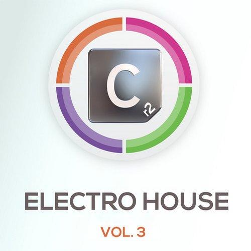 Album Art - Electro House Volume 3