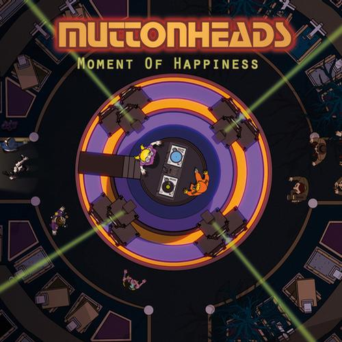 Album Art - Moment of Happiness
