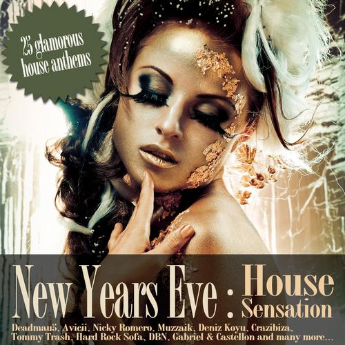 Album Art - New Years Eve House Sensation