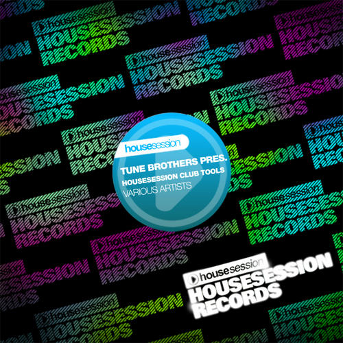 Album Art - Housesession Club Tools Volume 01