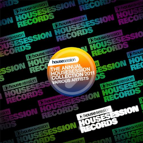 Album Art - 2011 - The Annual Housesession Collection