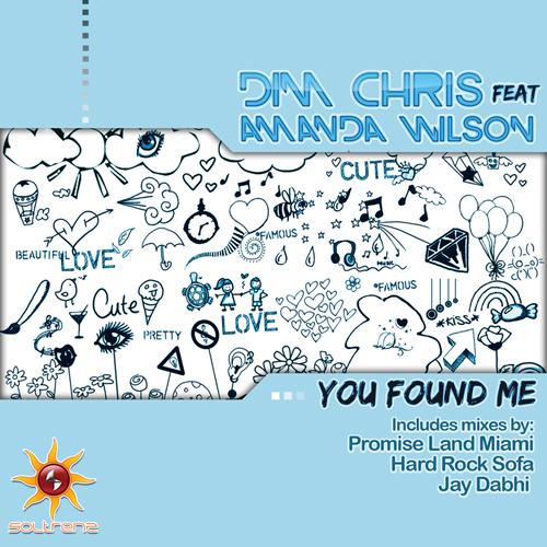 Album Art - You Found Me
