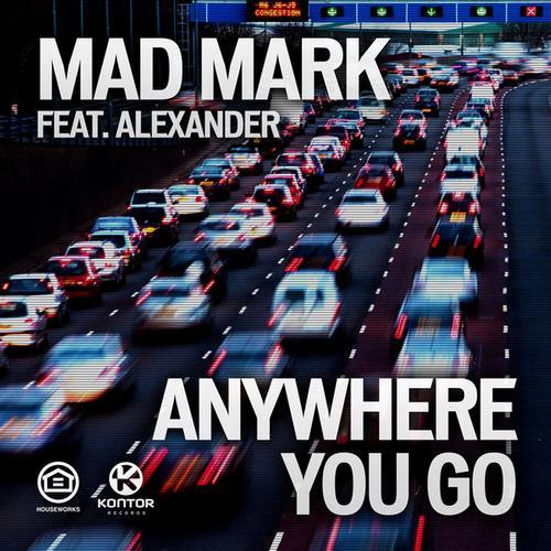 Album Art - Anywhere You Go