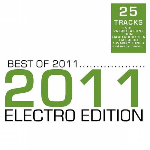 Album Art - Best of 2011 - Electro Edition