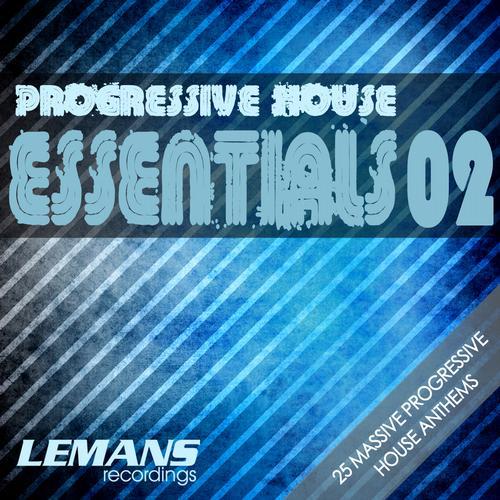 Album Art - Progressive House Essentials 02