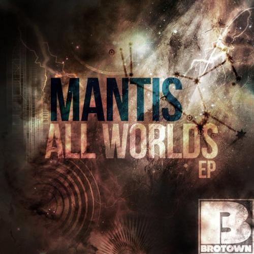 Album Art - BR018: All Worlds EP