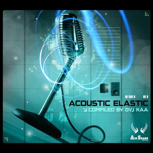 Album Art - Acoustic Elastic compiled by Dvj Kaa