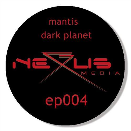Album Art - Dark Planet EP
