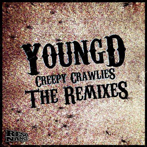 Album Art - Creepy Crawlies The Remixes