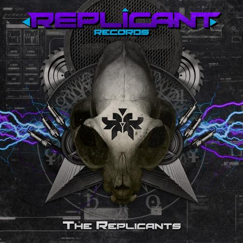 Album Art - The Replicants