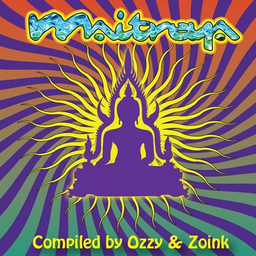 Album Art - Maitreya Festival