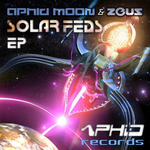 Solar Feds EP Album Art