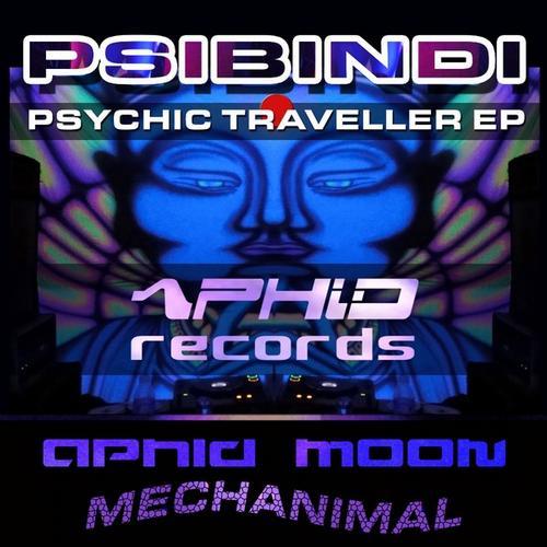 Album Art - Psychic Traveller EP
