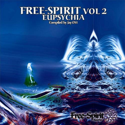 Album Art - Free-Spirit Volume 2 - 'Eupsychia'