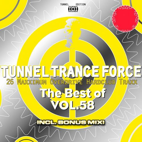 Album Art - Tunnel Trance Force (The Best Of Volume 58)