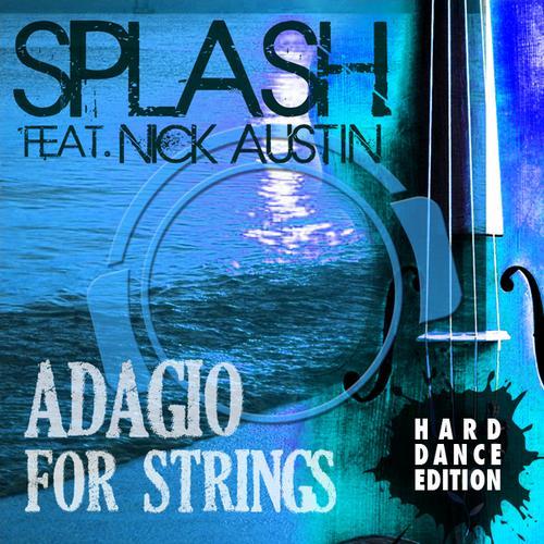 Album Art - Adagio for Strings (Hard Dance Bundle)